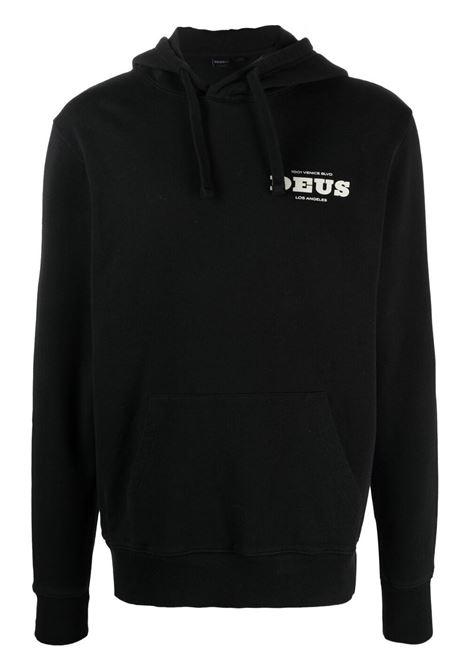 Black sweatshirt DEUS | SWEATSHIRTS | DMP2081369BBLK