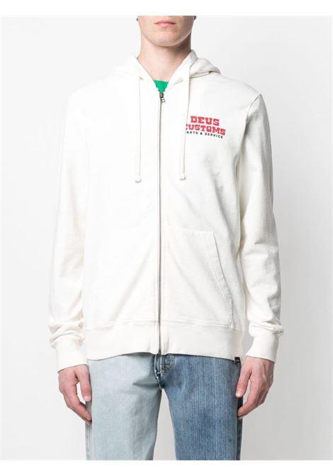 White sweatshirt DEUS | SWEATSHIRTS | DMP2081370AVWH