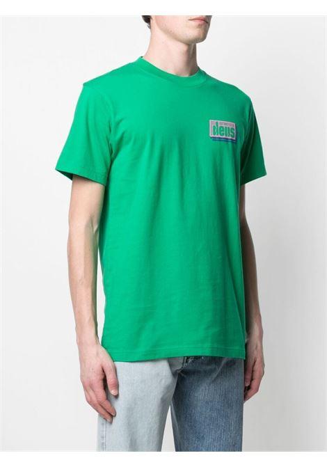 Green t-shirt DEUS | T-SHIRT | DMS2011002BJBG