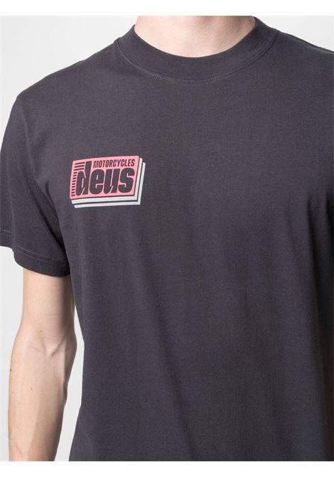 Black t-shirt DEUS | T-SHIRT | DMS2011002BPHB