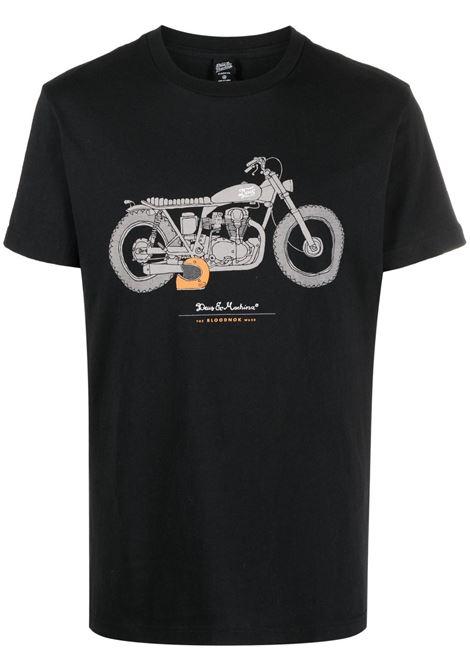 T-shirt nera DEUS | T-SHIRT | DMW41808SBLK