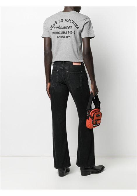 T-shirt grigia DEUS | T-SHIRT | TDMS41065RGRM
