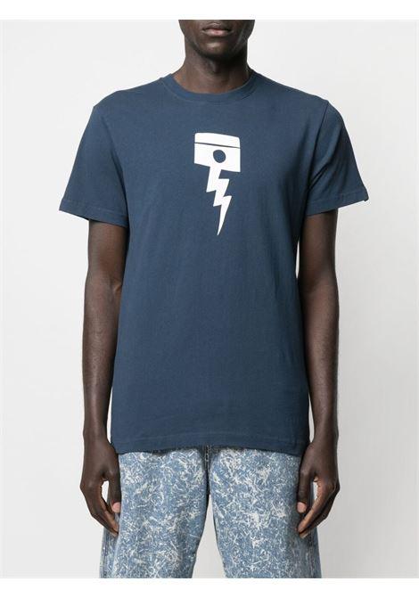 T-shirt blu DEUS | T-SHIRT | TDMW41808INVY