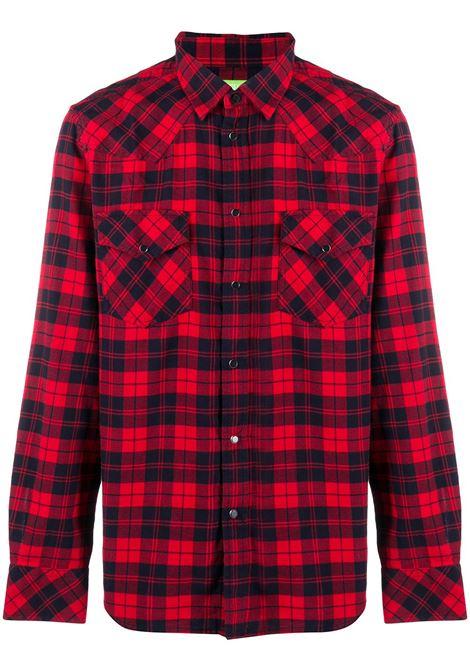 Plaid check pattern shirt DIESEL | SHIRTS | A013630EBAD42A