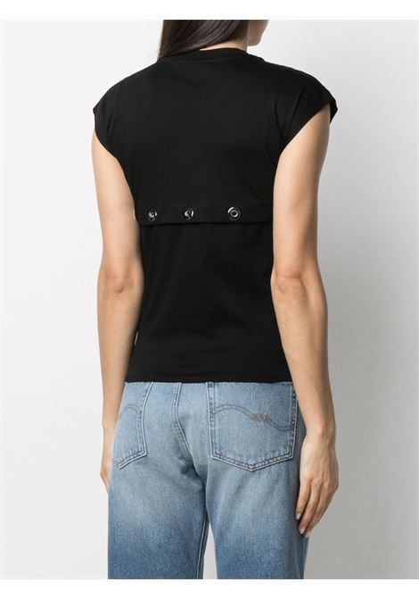 T-shirt nera DIESEL | T-SHIRT | A015520QANW9XX