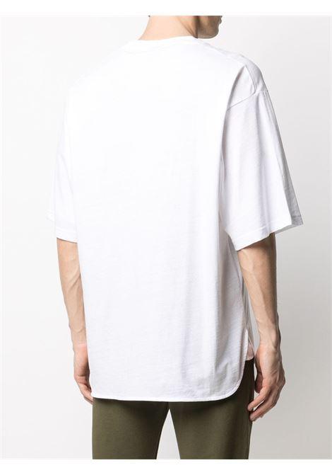 T-shirt bianca DIESEL | T-SHIRT | A022900JBAV100