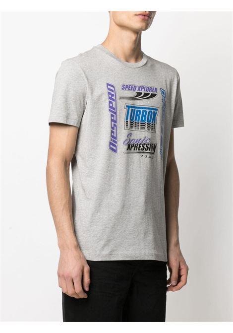 Grey t-shirt DIESEL | T-SHIRT | A023770AAXJ9CB