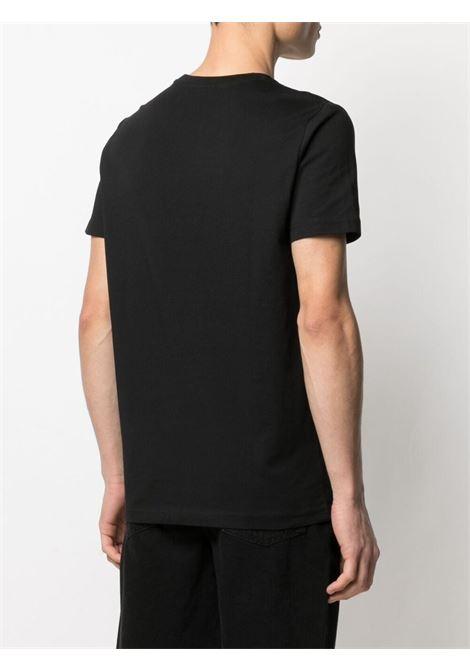 T-shirt nera DIESEL | T-SHIRT | A023790GRAI9XX