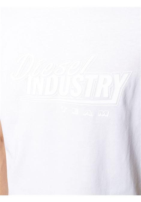 White t-shirt DIESEL | T-SHIRT | A025580AAXJ100