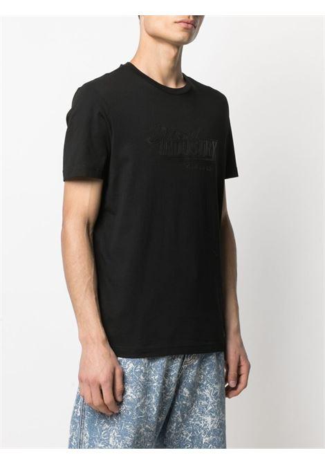T-shirt nera DIESEL | T-SHIRT | A025580AAXJ9XX