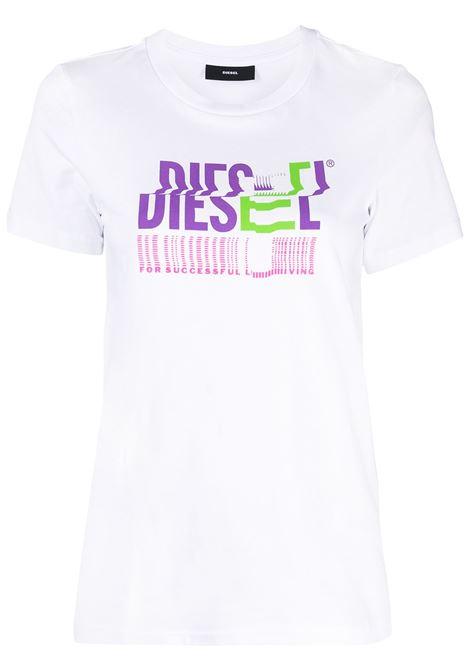 White t-shirt DIESEL |  | A041590AAXJ100