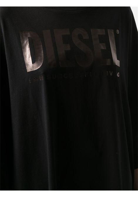 Black dress DIESEL | DRESS | A043550CATJ9XXB