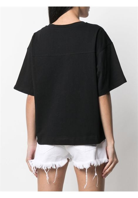 T-shirt nera DIESEL | T-SHIRT | A044120QBAE9XX