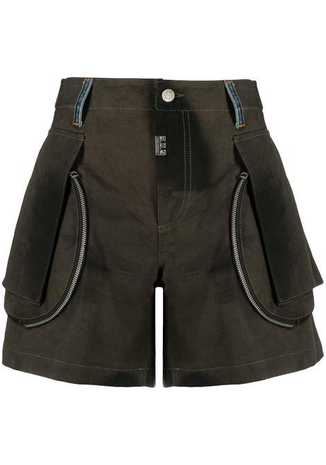 Pantaloncino verde DIESEL | SHORTS | A044560DCAM51F