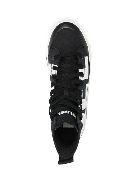 Sneakers nera DIESEL | SNEAKERS | Y02370P2468H7030