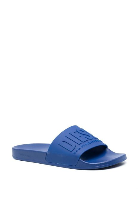 Ciabatte blu DIESEL | SANDALI | Y02499P3859T6010