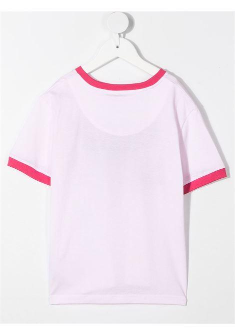 T-shirt bianca DOLCE & GABBANA KIDS | T-SHIRT | L5JTBEG7YFDHF2AI