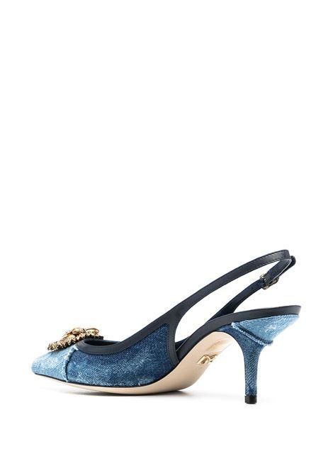 Blue pumps DOLCE & GABBANA |  | CG0480AO6218M800