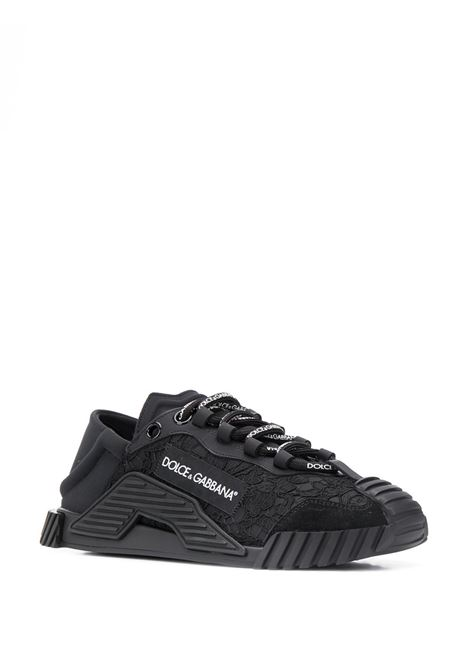 Sneakers nera DOLCE & GABBANA | SNEAKERS | CK1754AX37280999