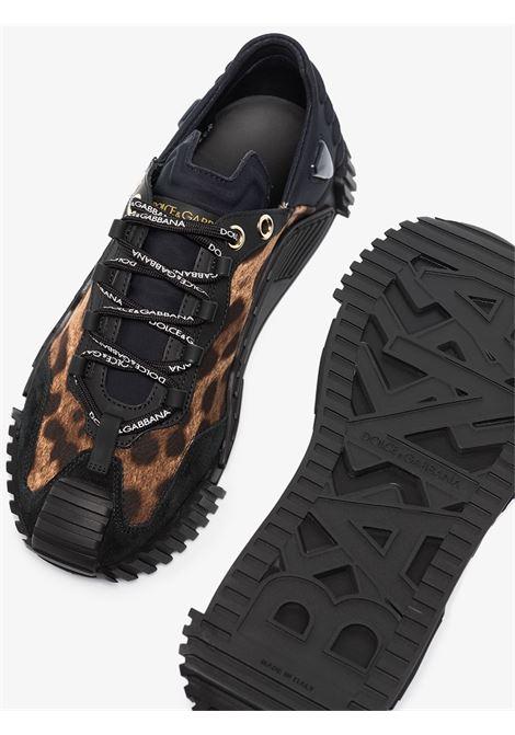 Black sneakers DOLCE & GABBANA | SNEAKERS | CK1810AO53889738