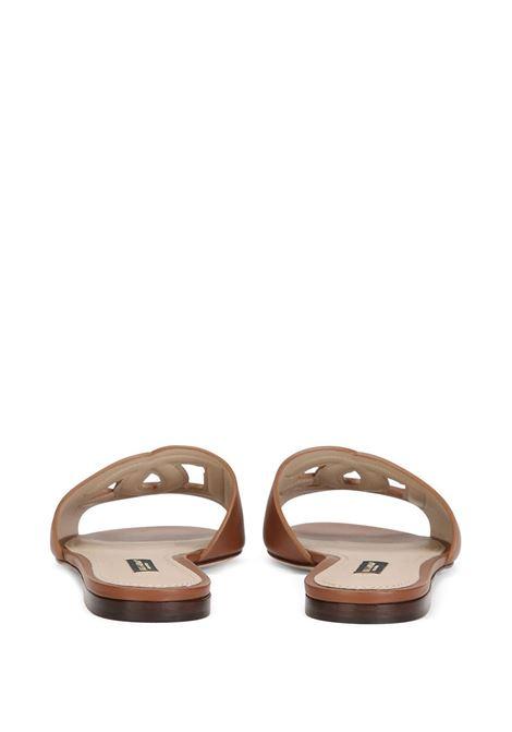 Brown slides DOLCE & GABBANA |  | CQ0436AO04981236