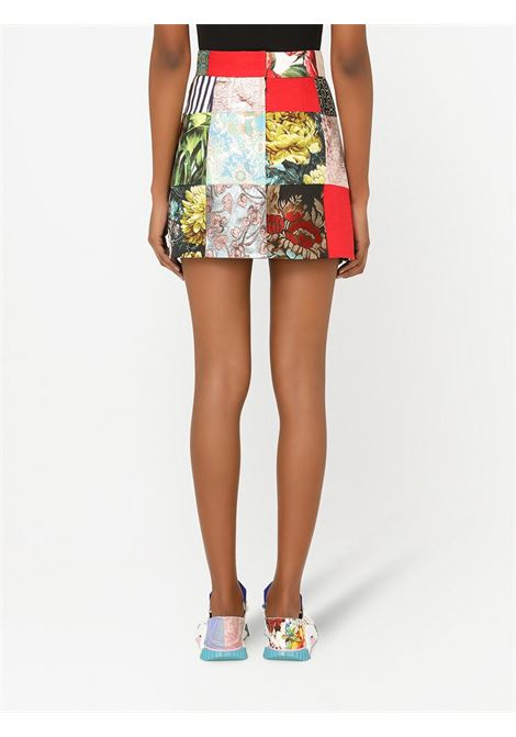 Multicolour skirt DOLCE & GABBANA | SKIRTS | F4B1PTGDX78S9000