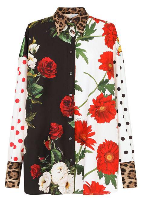 Multicolour shirt DOLCE & GABBANA |  | F5O37TGDZ05S9000