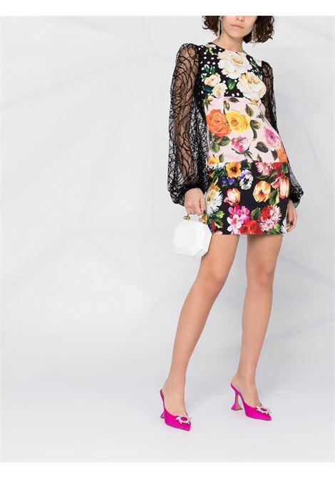 Black dress DOLCE & GABBANA | DRESS | F6L0VTGDY36S9000