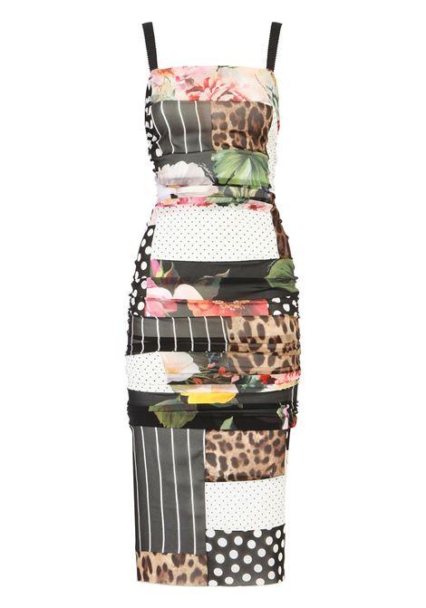 Multicolour dress DOLCE & GABBANA | DRESS | F6P0CTGDX84S9000