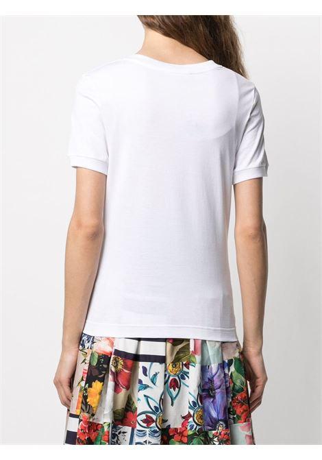 White t-shirt DOLCE & GABBANA |  | F8N08ZFU7EQW0800