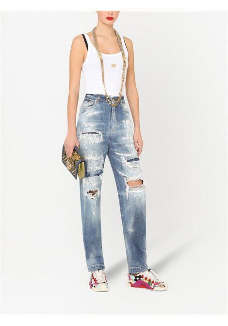 Blue jeans DOLCE & GABBANA |  | FTBXGDGDZ32S9000