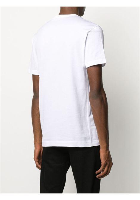 T-shirt bianca DOLCE & GABBANA | T-SHIRT | G8KBAZG7VKVW0800