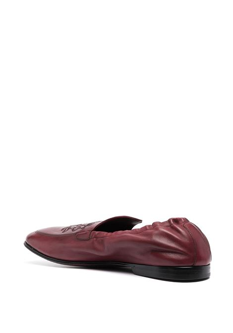 Bordeaux/red loafers DOLCE & GABBANA |  | A50434AO25189890
