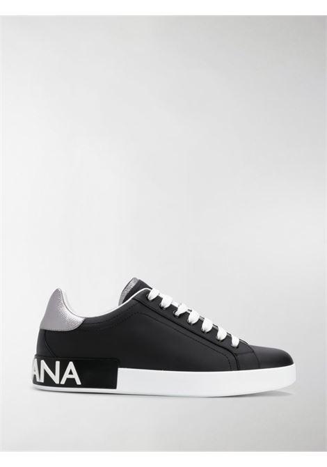 Sneakers nera DOLCE & GABBANA | SNEAKERS | CS1760AH5278B979