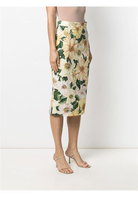 Floral print skirt DOLCE & GABBANA |  | F4BTZTFSA0EHF2AH