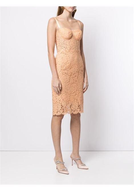 Orange dress DOLCE & GABBANA |  | F6I6NTHLMEAA0979