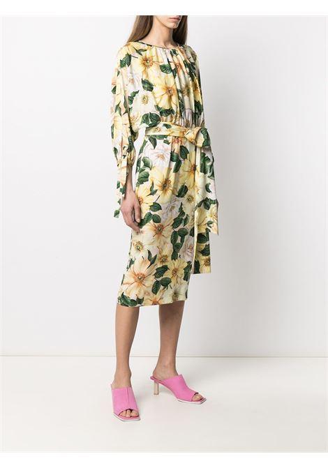 Floral print dress DOLCE & GABBANA |  | F6J2XTFSA0EHF2AH