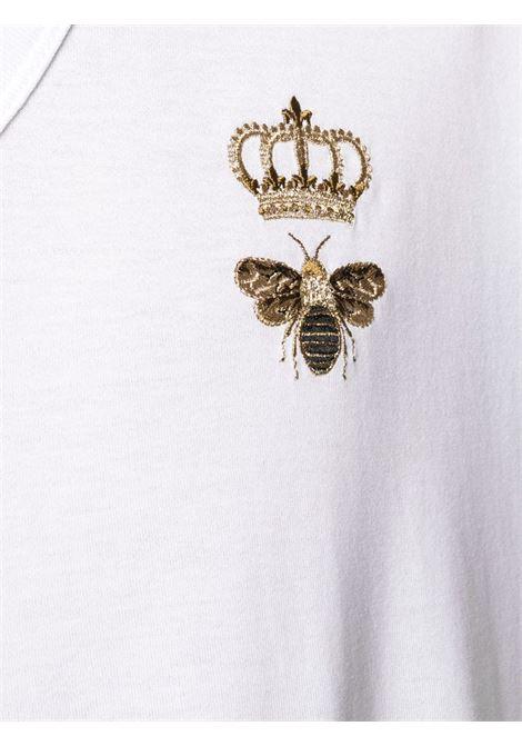 T-shirt bianca DOLCE & GABBANA | T-SHIRT | G8KG0ZG7WUQW0800