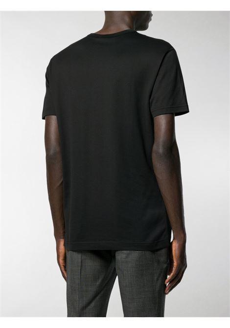 T-shirt nera DOLCE & GABBANA | T-SHIRT | G8KJ9TFU7EQN0000