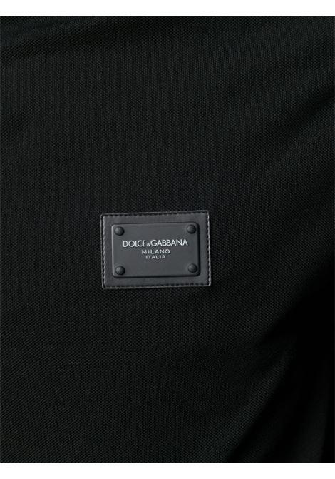 Polo nera DOLCE & GABBANA | POLO | G8KK1TFU7ENN0000