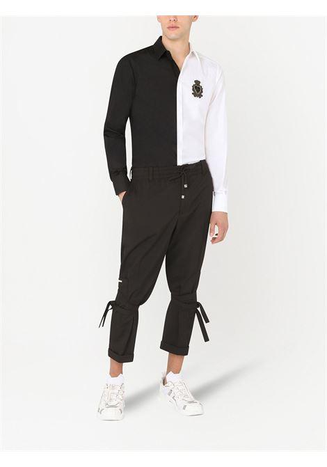 Black trousers DOLCE & GABBANA      GWCKXTHUMK5N0000