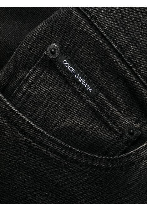 Black jeans DOLCE & GABBANA      GY07LZG8DL1S9001
