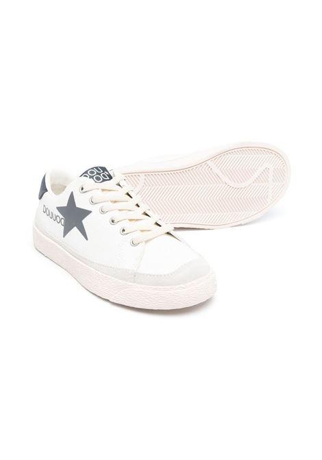 White sneakers DOUUOD | SNEAKERS | 12GIBA221LATTELAVAGNA