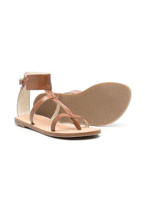 Sandals DOUUOD | SANDALS | 12POSCAV37COGNAC