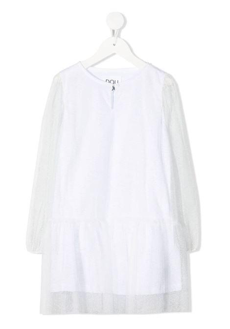 White dress DOUUOD | DRESS | AB0537100101