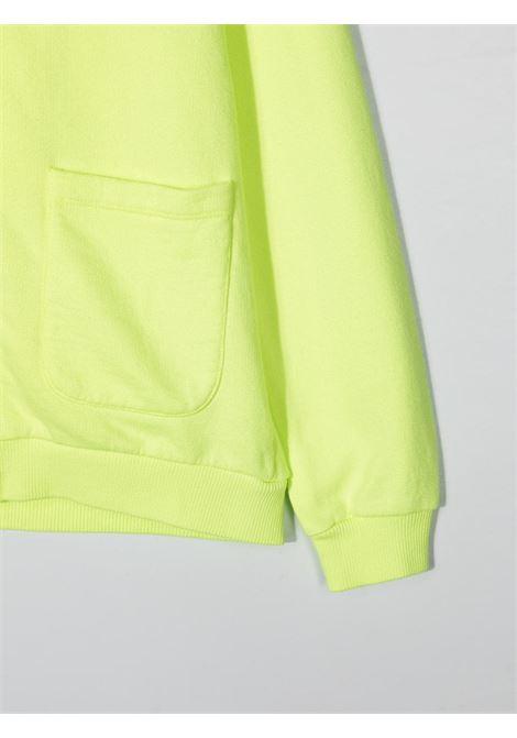 Felpa verde lime DOUUOD | FELPE | FE512209F185