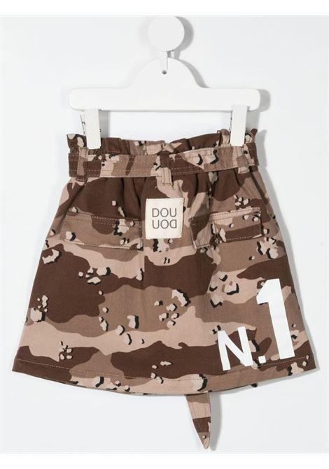Brown skirt DOUUOD | SKIRTS | GO0111120125