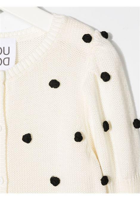 Cardigan bianco DOUUOD | CARDIGAN | MA0370120101