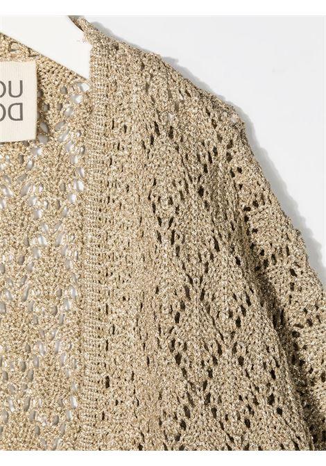 Cardigan beige DOUUOD | CARDIGAN | MA0470130105