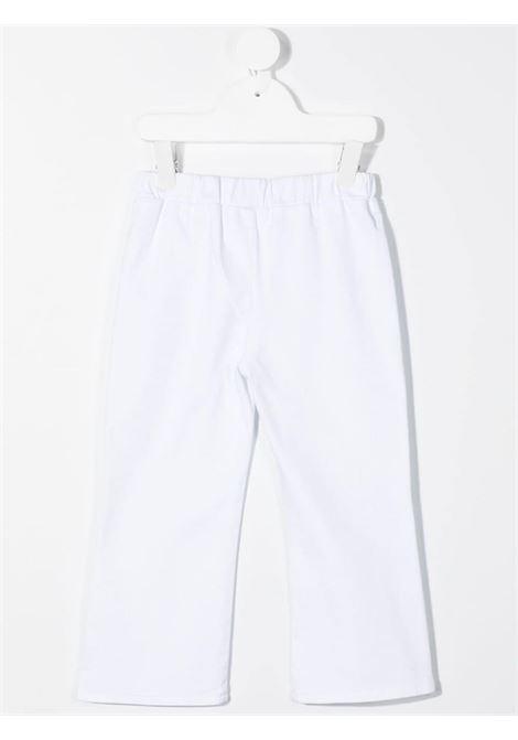 Pantalone bianco DOUUOD | PANTALONI | PA0411100101